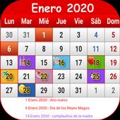Calendario Enero 2020 Colombia.Colombia Calendario For Android Apk Download