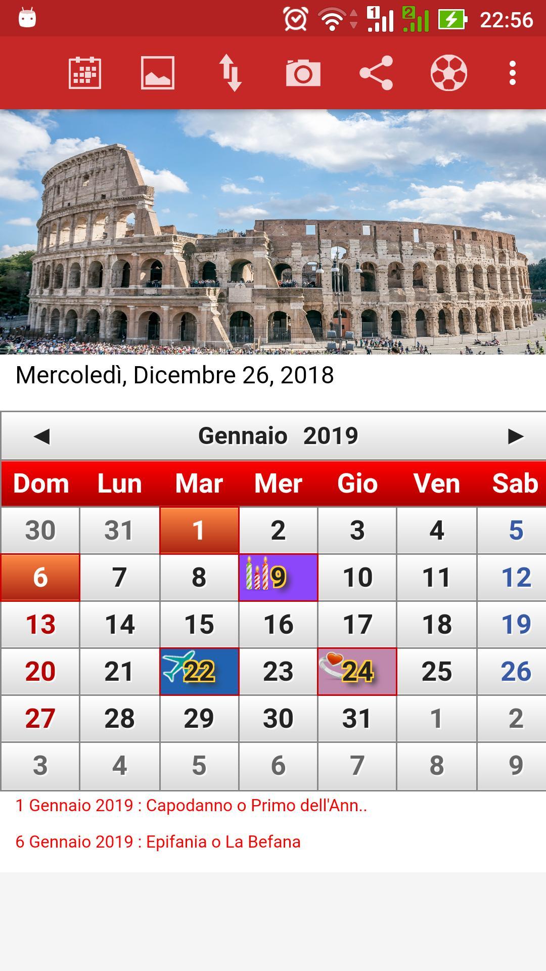 Italia Calendario.Italia Calendario For Android Apk Download