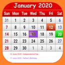 Philippines Calendar 2020 APK Android