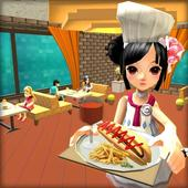 Virtual Chef Cooking Simulation icon