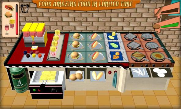 Virtual Chef Cooking Simulation screenshot 5