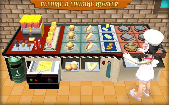 Virtual Chef Cooking Simulation screenshot 17