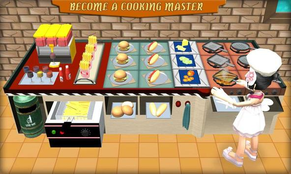 Virtual Chef Cooking Simulation screenshot 1