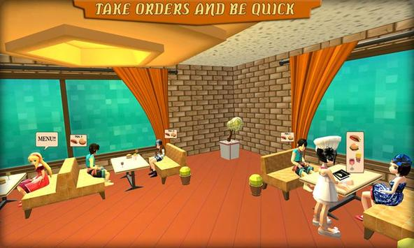 Virtual Chef Cooking Simulation screenshot 2
