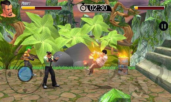 Street Crime Fighter - Mafia War 2019 screenshot 1