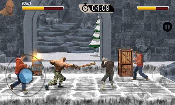 Street Crime Fighter - Mafia War 2019 screenshot 2