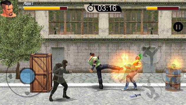 Street Crime Fighter - Mafia War 2019 screenshot 6