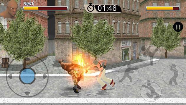 Street Crime Fighter - Mafia War 2019 screenshot 9