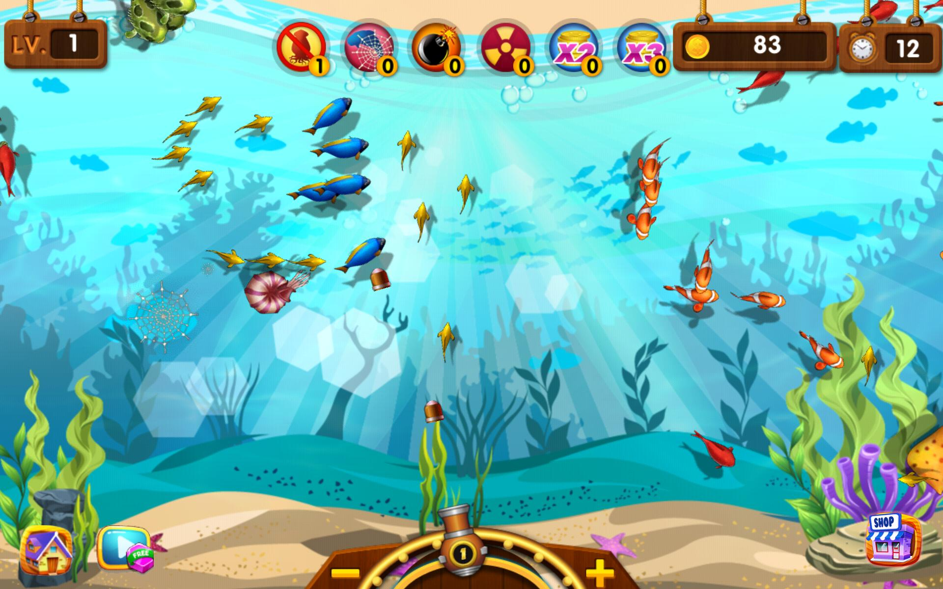 King of Fish Shooting Game for Android - APK Download