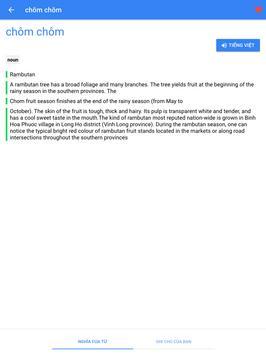 Aha Dictionary - Từ điển screenshot 10