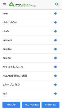 Aha Dictionary - Từ điển screenshot 1