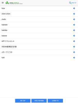 Aha Dictionary - Từ điển screenshot 7