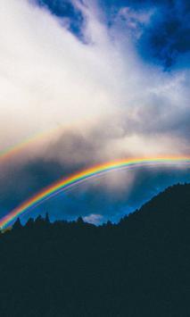 Rainbow Wallpapers screenshot 1