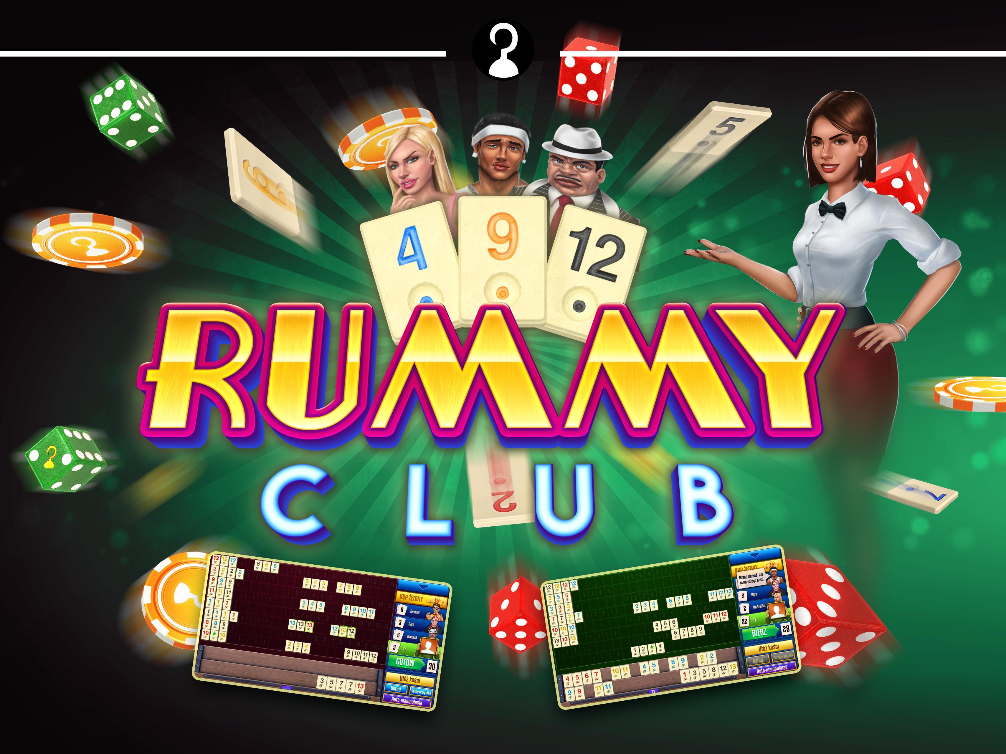 Rummy Club Game