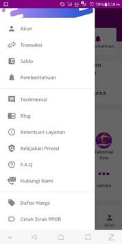 AhliPulsa.com screenshot 2