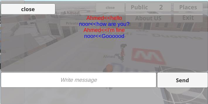 Motagawel(chat) screenshot 5