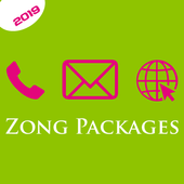 Zong Packages icon