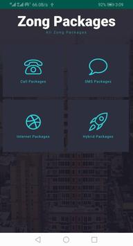 Zong Packages poster