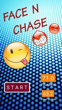 Face N Chase screenshot 1