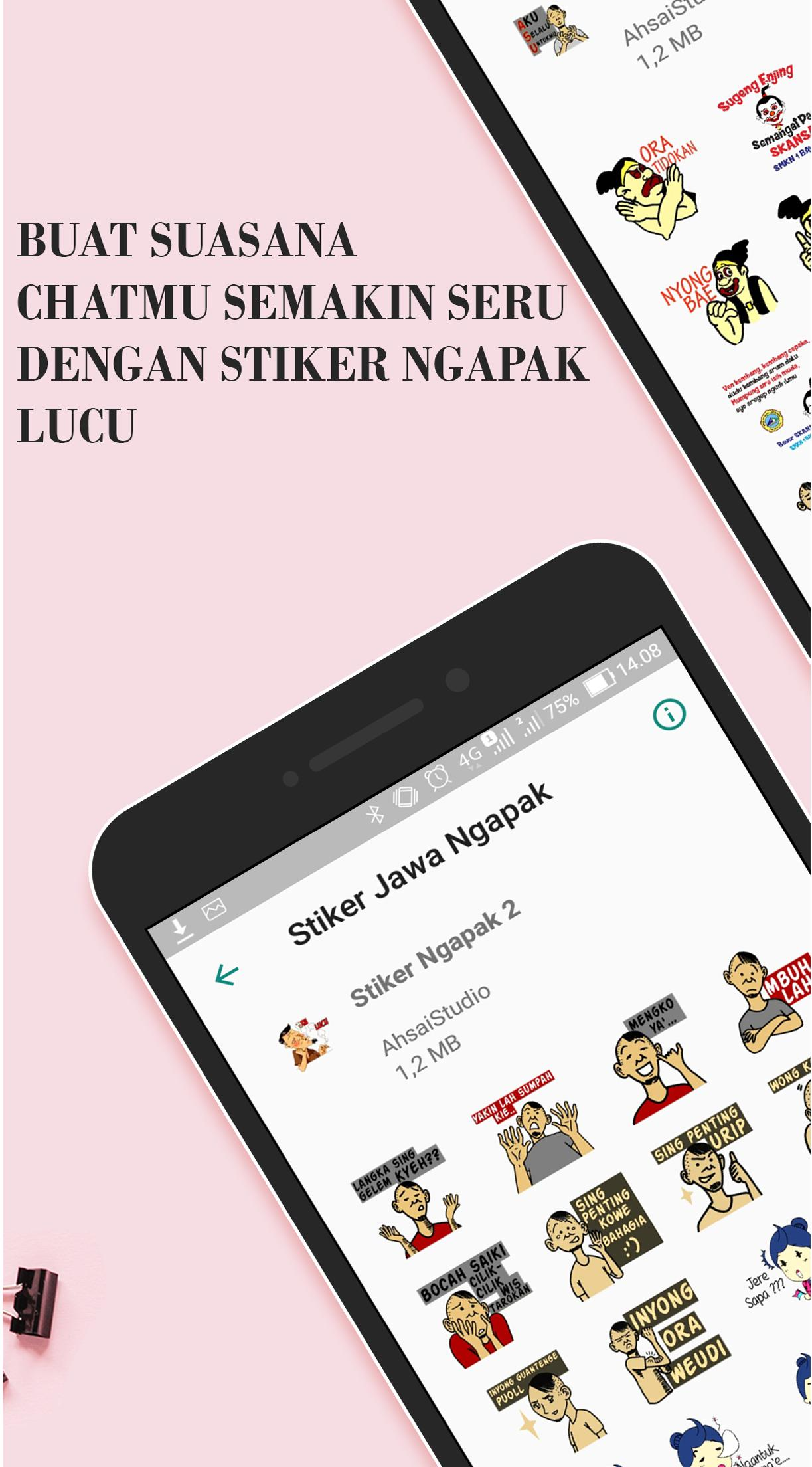 Stiker Jawa Ngapak Lucu WAStickerApps For Android APK Download