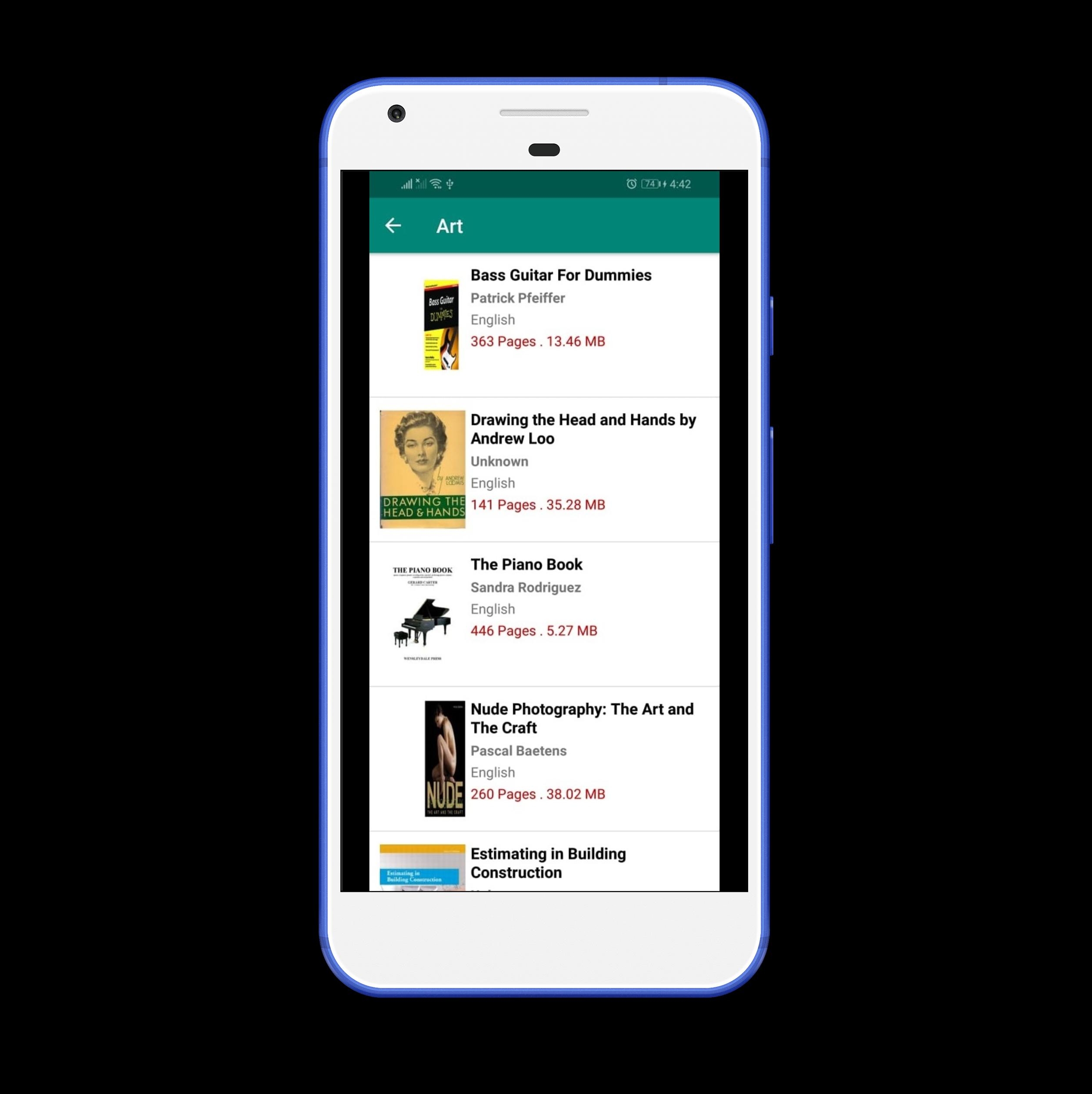 All PDF books library for Android - APK Download