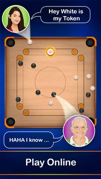 Carrom screenshot 2