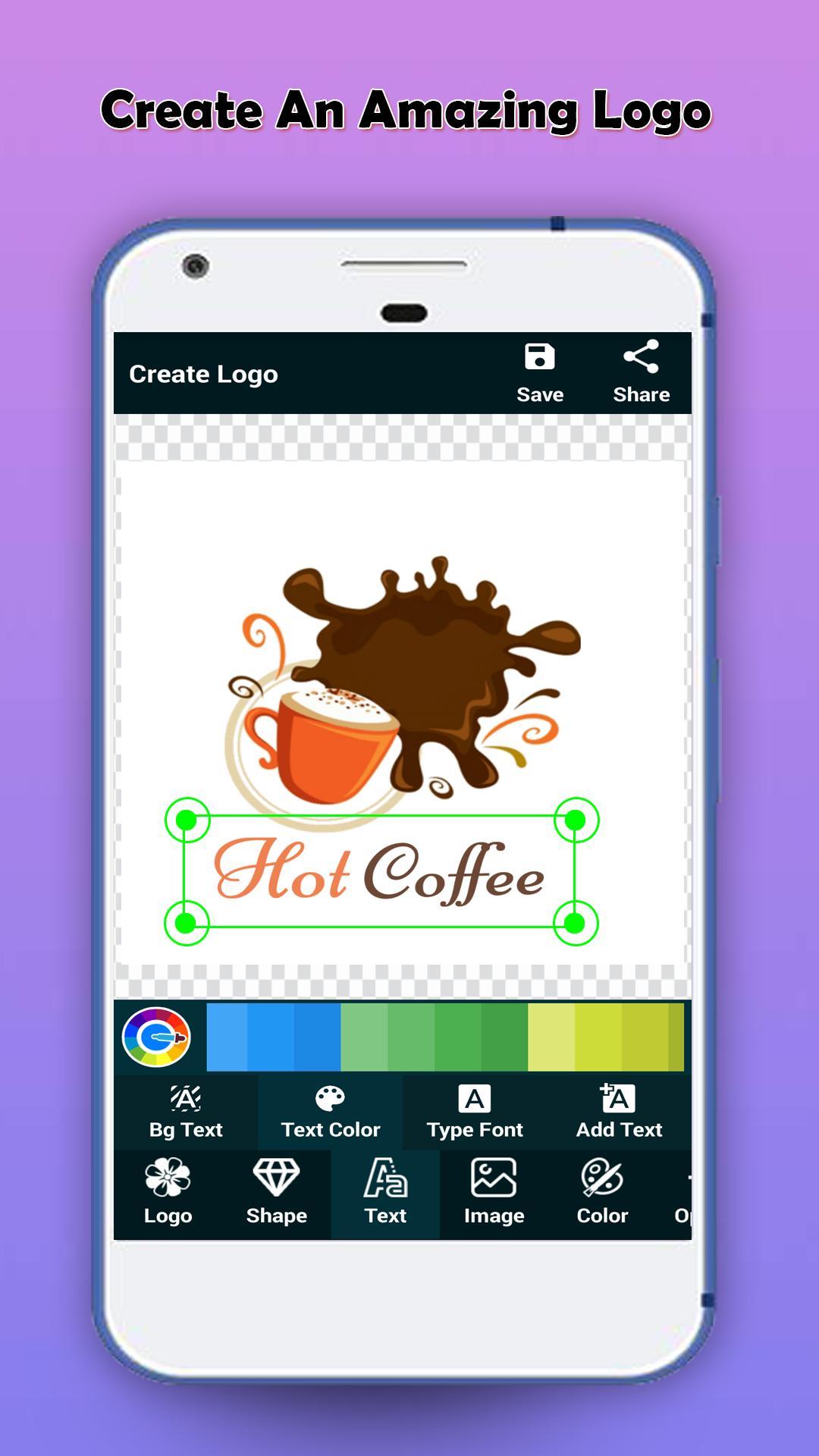 Logo Maker versi 2018