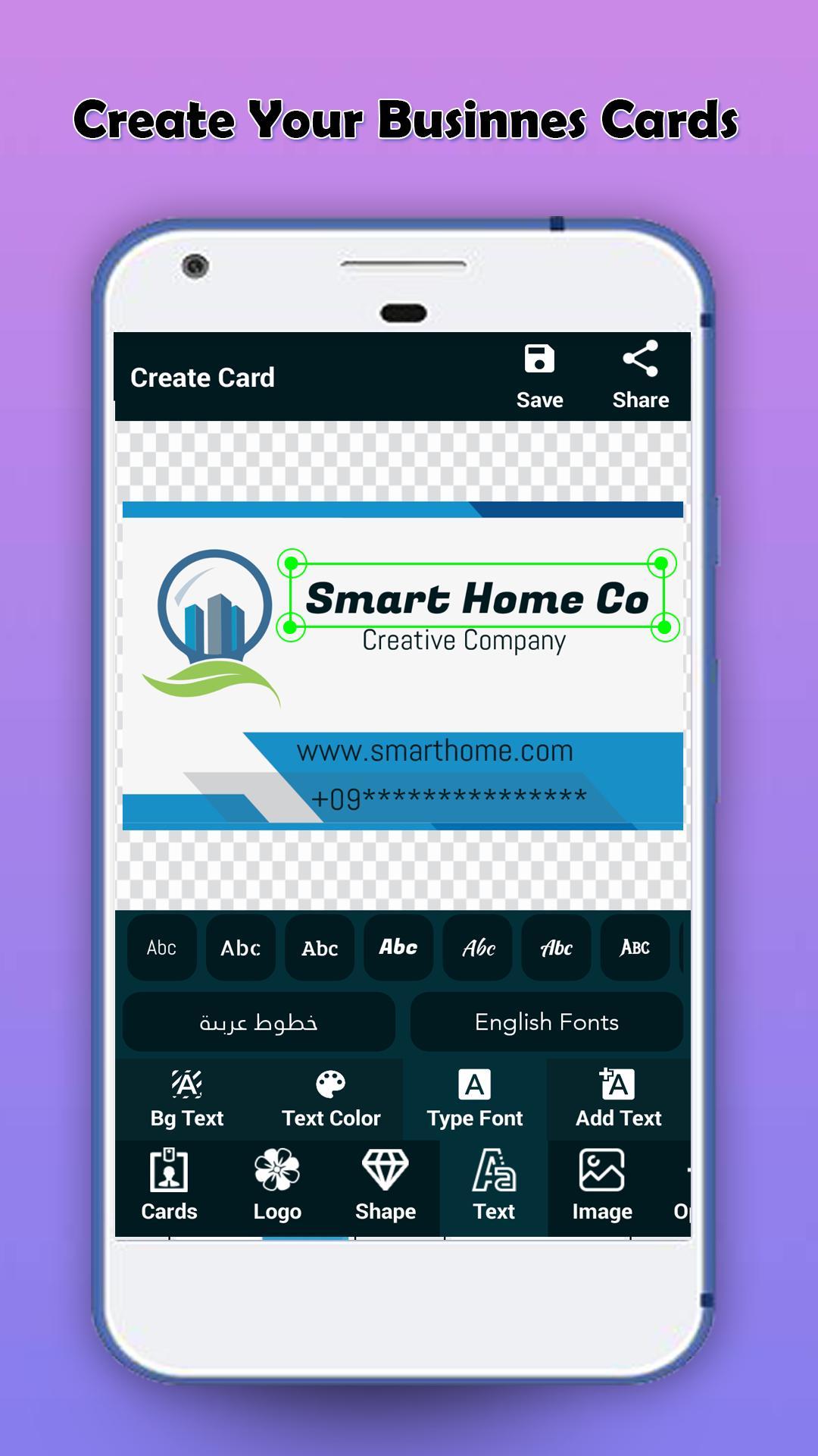 Download apps android apk Logo Maker