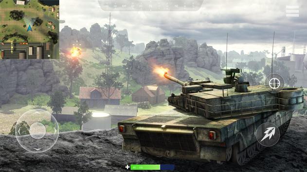 Tanks of War Ekran Görüntüsü 10