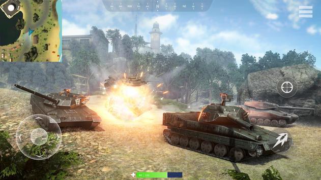 Tanks of War Ekran Görüntüsü 13