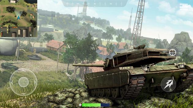 Tanks of War Ekran Görüntüsü 6