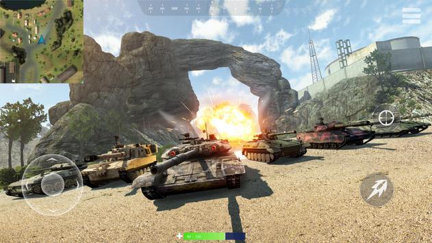 Tanks of War Ekran Görüntüsü 9
