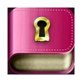 Diary with lock password