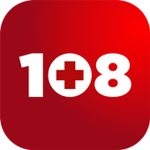 Aid108 | Donate Blood Save Life icon