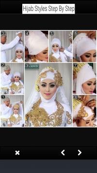 Hijab Styles Step By Step _ لفات حجاب بالخطوات screenshot 1