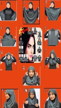 Hijab Styles Step By Step _ لفات حجاب بالخطوات screenshot 2