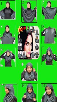 Hijab Styles Step By Step _ لفات حجاب بالخطوات screenshot 4