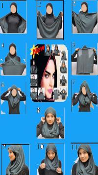 Hijab Styles Step By Step _ لفات حجاب بالخطوات screenshot 6