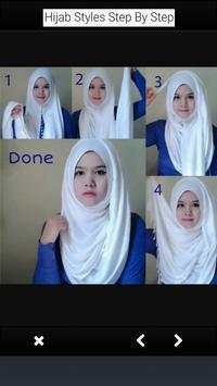 Hijab Styles Step By Step _ لفات حجاب بالخطوات screenshot 7