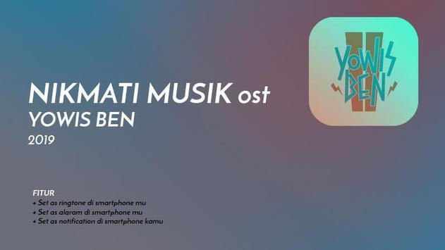 Yowisben song OFFLINE poster