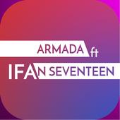 Armada ft Ifan Seventeen - DEMI TUHAN AKU IKHLAS icon