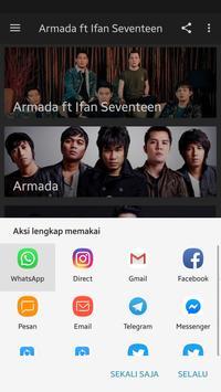 Armada ft Ifan Seventeen - DEMI TUHAN AKU IKHLAS screenshot 1