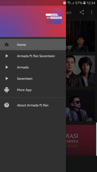 Armada ft Ifan Seventeen - DEMI TUHAN AKU IKHLAS screenshot 2