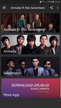 Armada ft Ifan Seventeen - DEMI TUHAN AKU IKHLAS screenshot 3