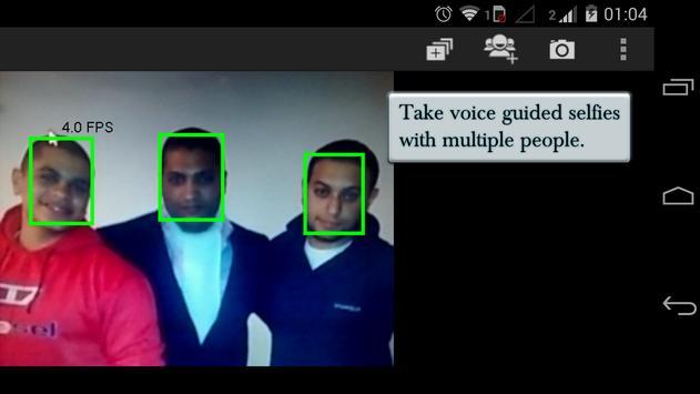 Smart Selfie screenshot 6