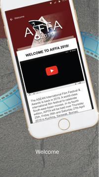 AIFFA 2019 screenshot 1