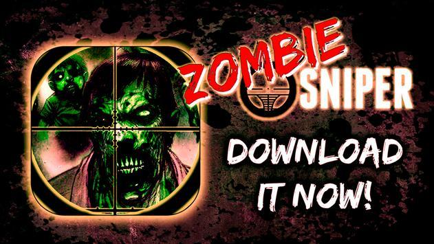Juego de francotirador zombies captura de pantalla 10