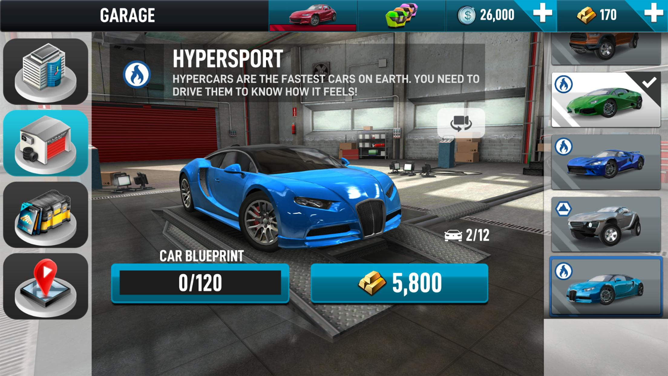 Real Car Driving