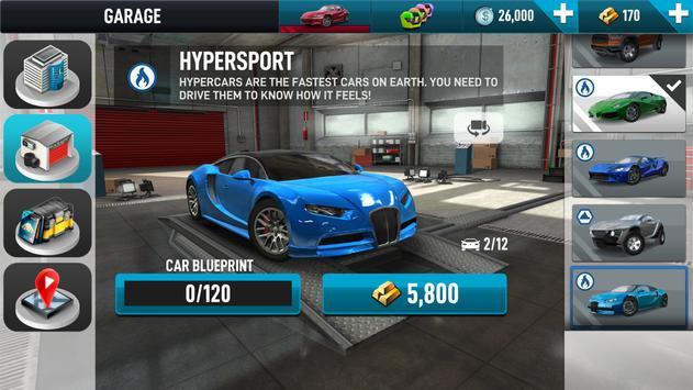 Real Car Driving Experience - Racing game скриншот 11
