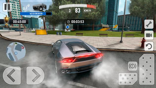 Real Car Driving Experience - Racing game скриншот 1